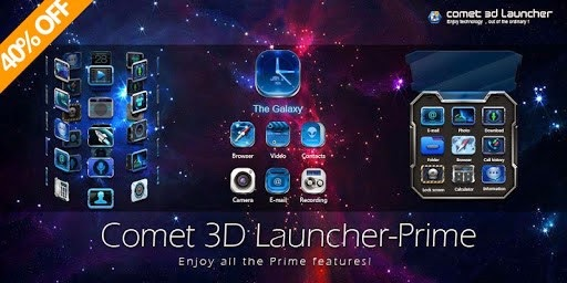 comet 3d launcher prime v1 0 8 apk android club4u android trends