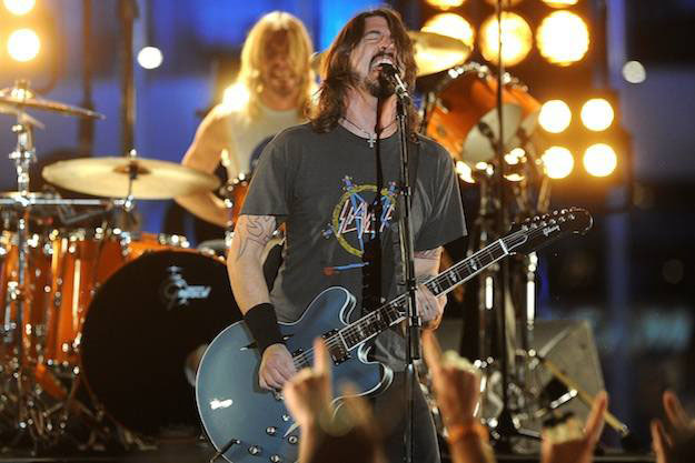 Foo Fighters Live Concert in Manila – 2012?