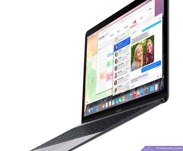 (Fakta) 20 Ciri-Ciri Apple New Macbook 2015 Yang Gempak