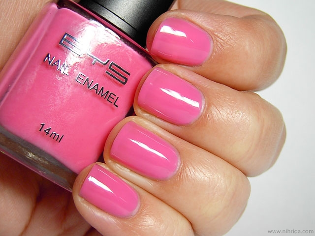 BYS Nail Polish in Pink in a Blink