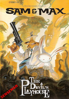 Sam and Max Season 3 The Devils Playhouse [Pc Game]