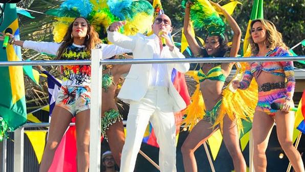 Musik Resmi Piala Dunia 2014
