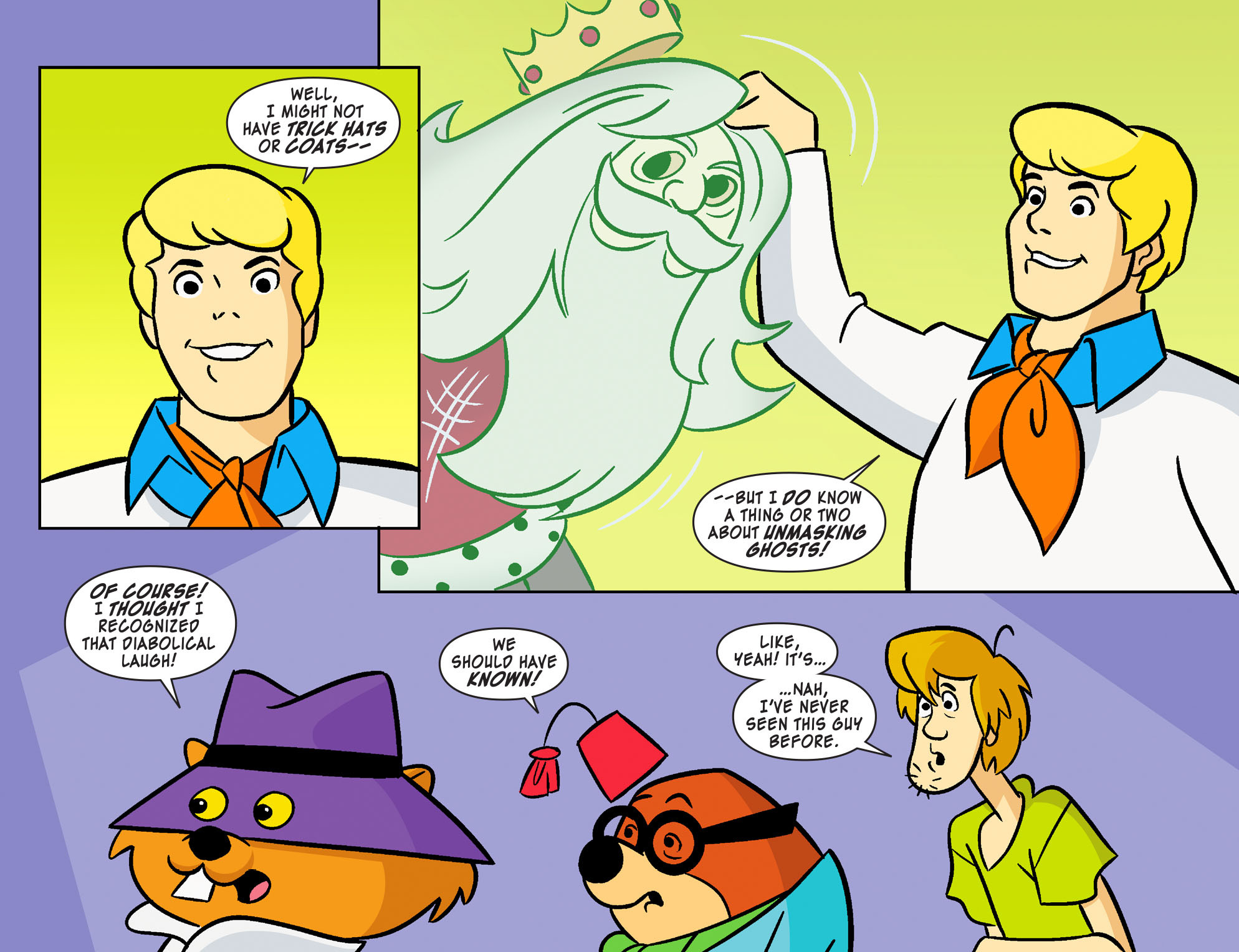 Read online Scooby-Doo! Team-Up comic -  Issue #22 - 13