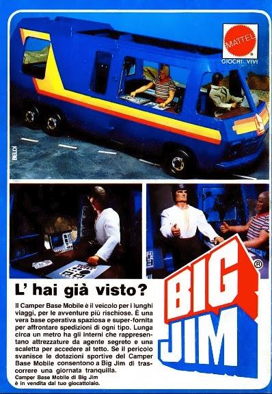 Big Jim Camper Base Mobile