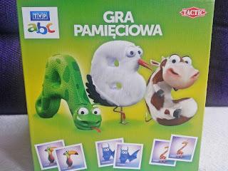 TVP abc – gra pamięciowa – memory
