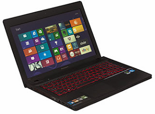 Lenovo IdeaPad Y500 notebook gaming