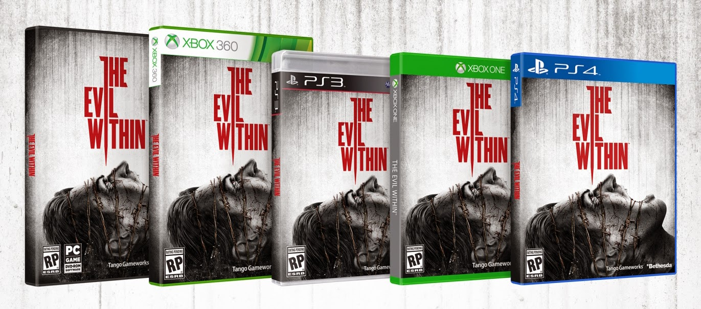 plataformas the evil within