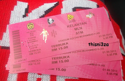 Bola - Kelantan vs ATM...