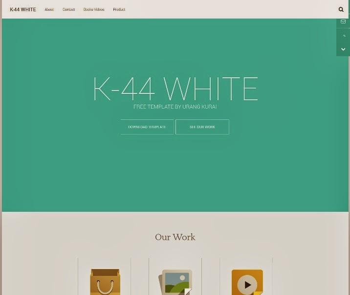 K44 White Template