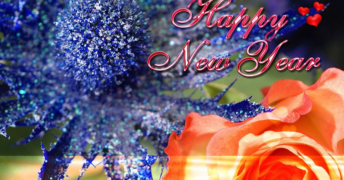 sweetcouple: Most Beautiful Happy New Year Wishes Greetings Cards ...