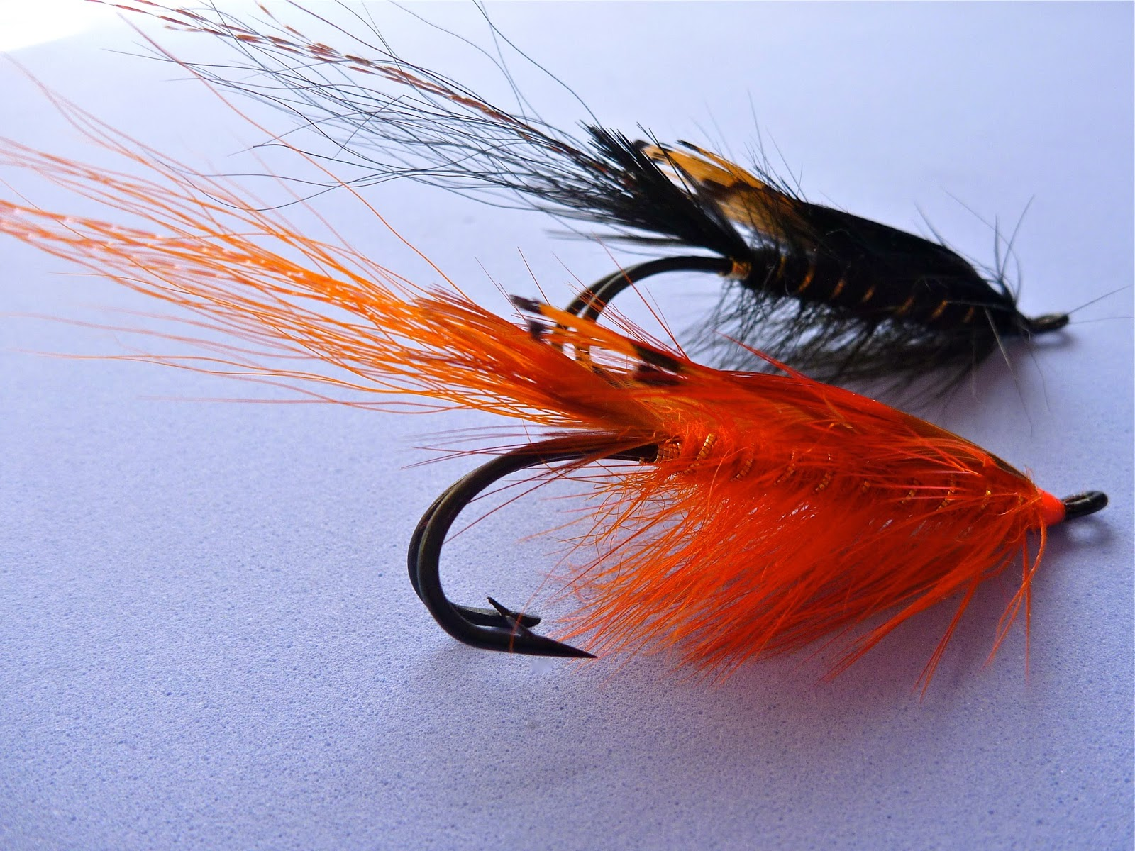 Atlantic salmon flies march 2012 for Salon fly