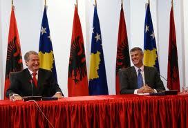 I media greci nel panico: Si sta creando la Grande Albania
