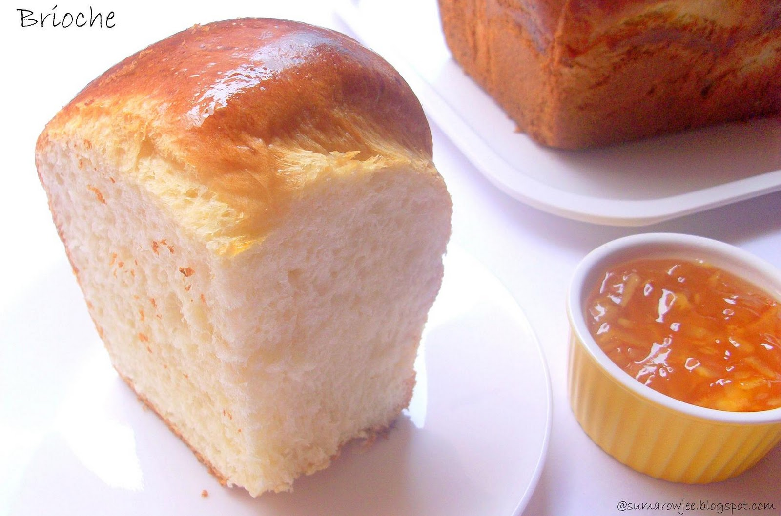 Cakes And More!: Brioche - For World Bread Day