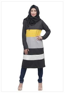Trend Model Busana Muslim Kombinasi Gaya Masa Kini