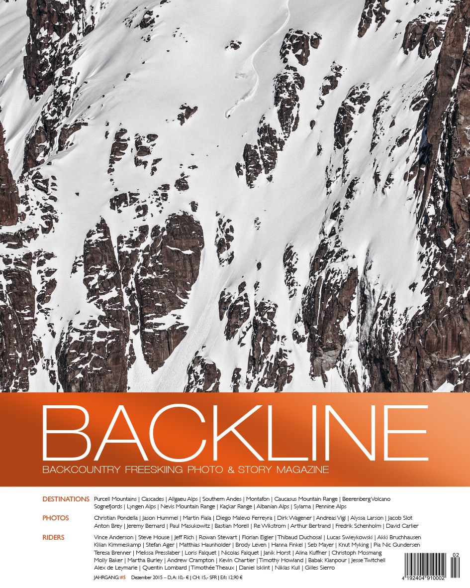 BACKLINE 2015 / 2016