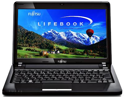 Fujitsu Lifebook PH530 User Manual