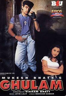Ghulam (2000) Hindi Movie Bluray HD