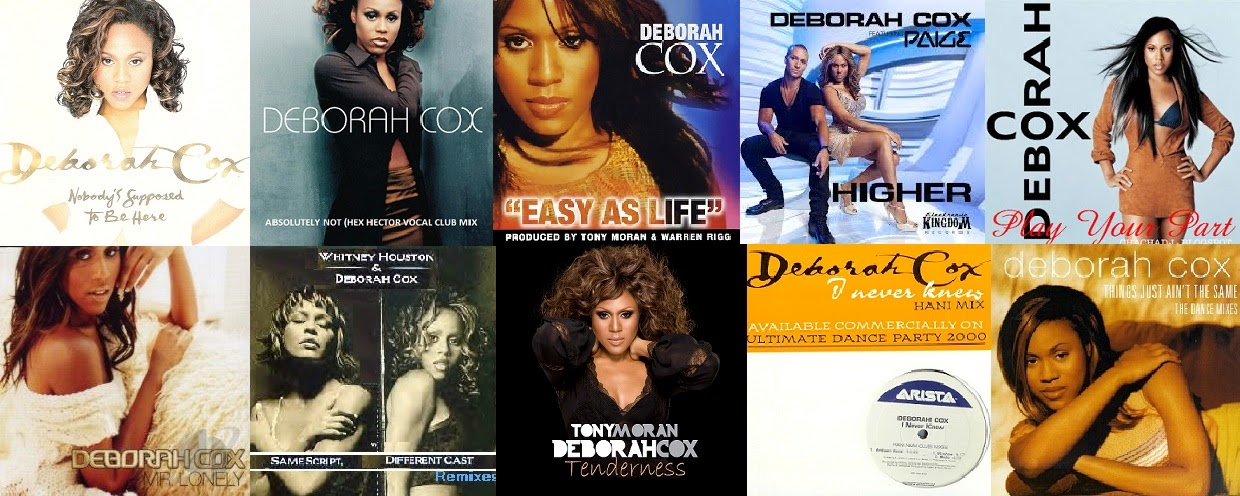 Deborah Cox - Things Just Aint the Same MP3 Download and