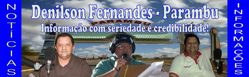 DENILSON FERNANDES - PARAMBU