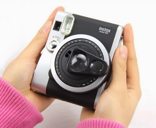 instax mini 90 close up lens for instax mini 90 camera. Black Bedroom Furniture Sets. Home Design Ideas