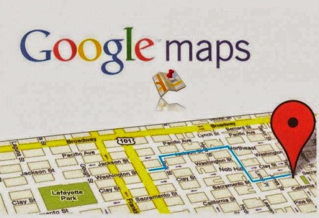 Cara Menggunakan Google Maps Secara Offline