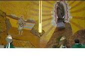 Altar de la Verge de Guadalupe als Santuaris