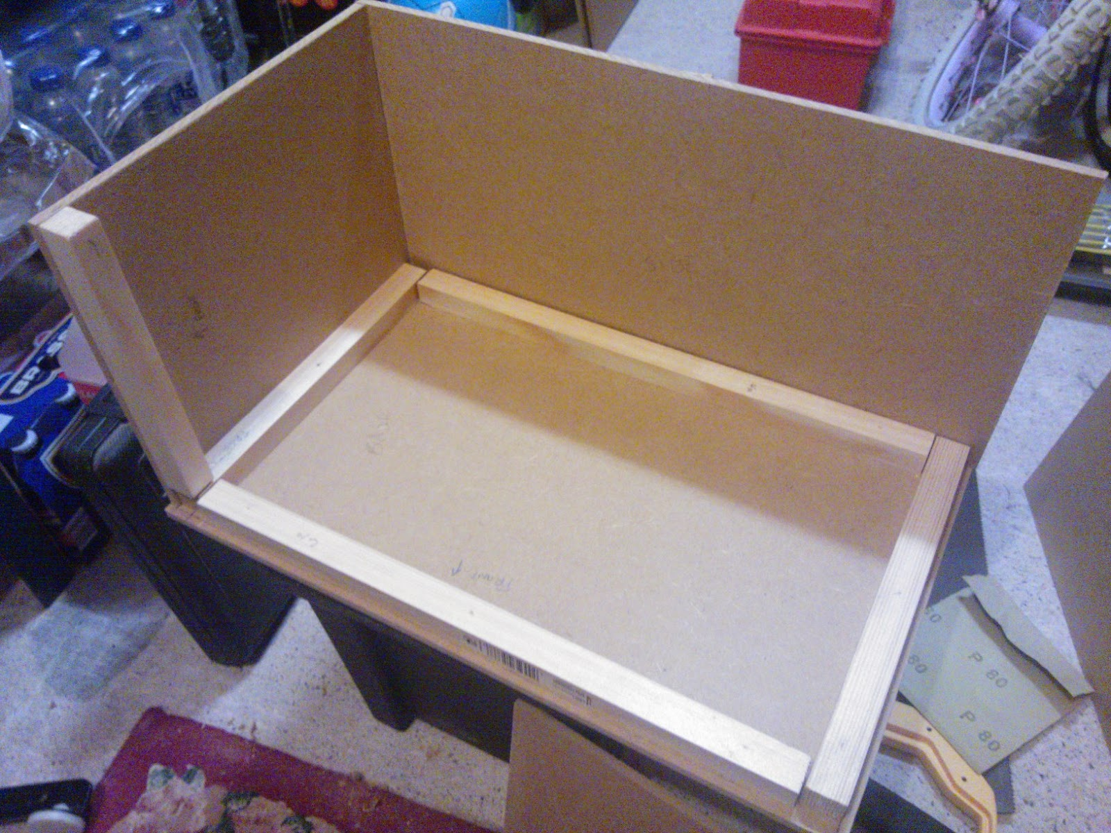 Radio Transmitter storage box