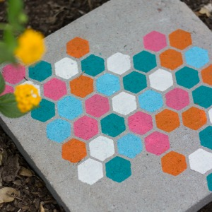 Featured Project: Garden Stepping Stones
