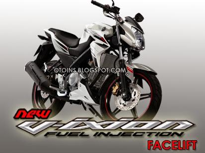 New Vixion Lightning Facelift