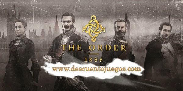 Comprar The order 1886 barato