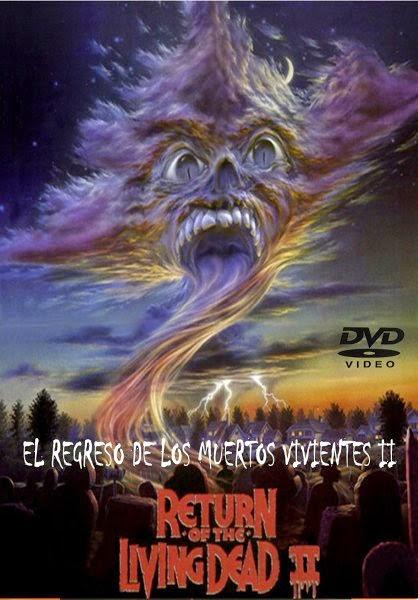 El Regreso de los Muertos Vivientes 2 [1988] DVDRip Latino
