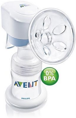 Avent isis uno breast pump