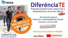 DiferénciaTE con Entreculturas y Accenture