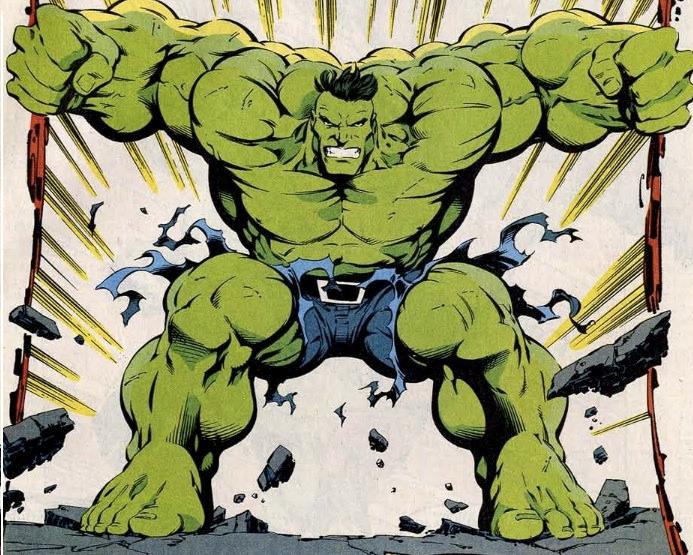 Peter David's 'Incredible Hulk'
