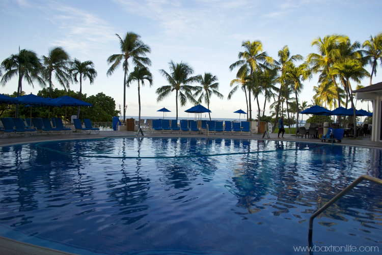 jw marriott ihilani pool