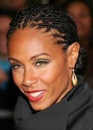 Joy Bryant African American Half-up half-down Senegalese Twist Braids Hairstyle31