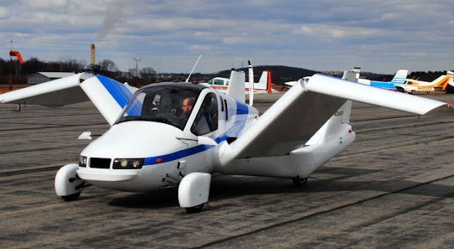 Flying car ideas will work only for the richest people!