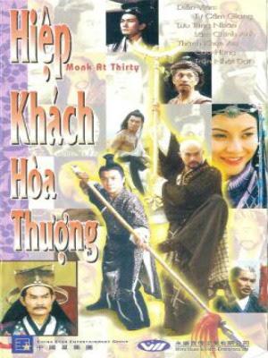 Hiệp Khách Hòa Thượng Monk At Thirty