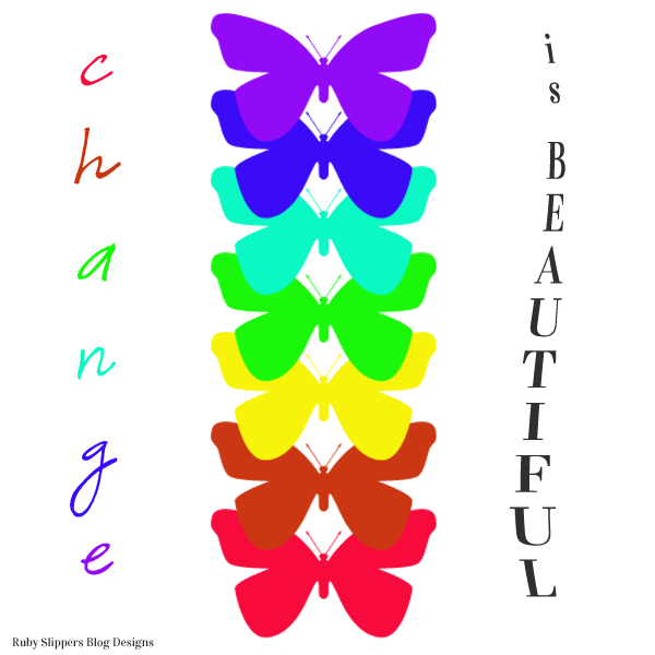 Butterfly Changes Poster