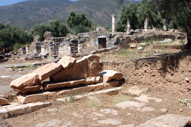 nysa antik kenti ile ilgili görsel sonucu