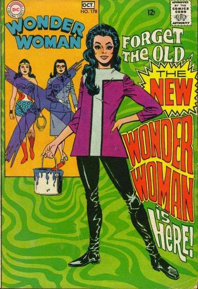 """wonder woman by gloria steinem summary Gloria steinem, """"living the revolution"""" (31 may 1970)  [5] the first  problem for all of us, men and women, is not to learn, but to un-learn  [25] you  may wonder why we have submitted to such humiliations all these years why,."""