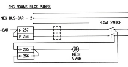 Bilge+Pump+Wiring+Engine+Room aqua alarm bilge panel wiring diagram wiring diagrams aqualarm wiring diagram at gsmportal.co