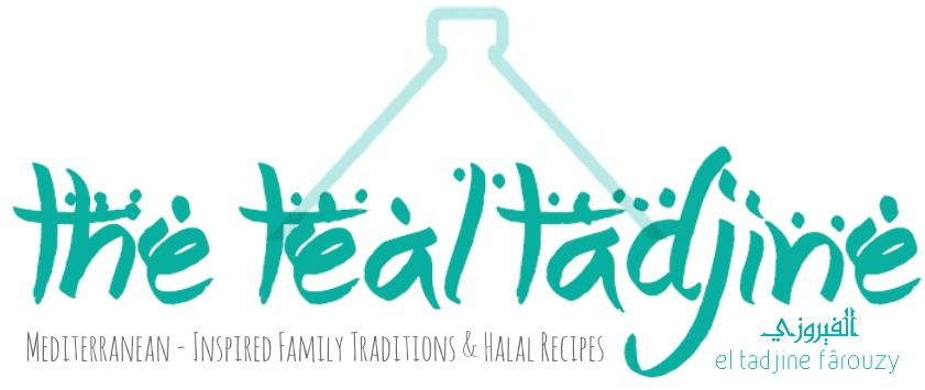 The Teal Tadjine  |  Mediteranean-Inspired Family Traditions + Halal Recipes