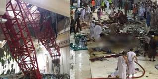 kecelakaan masjidil haram