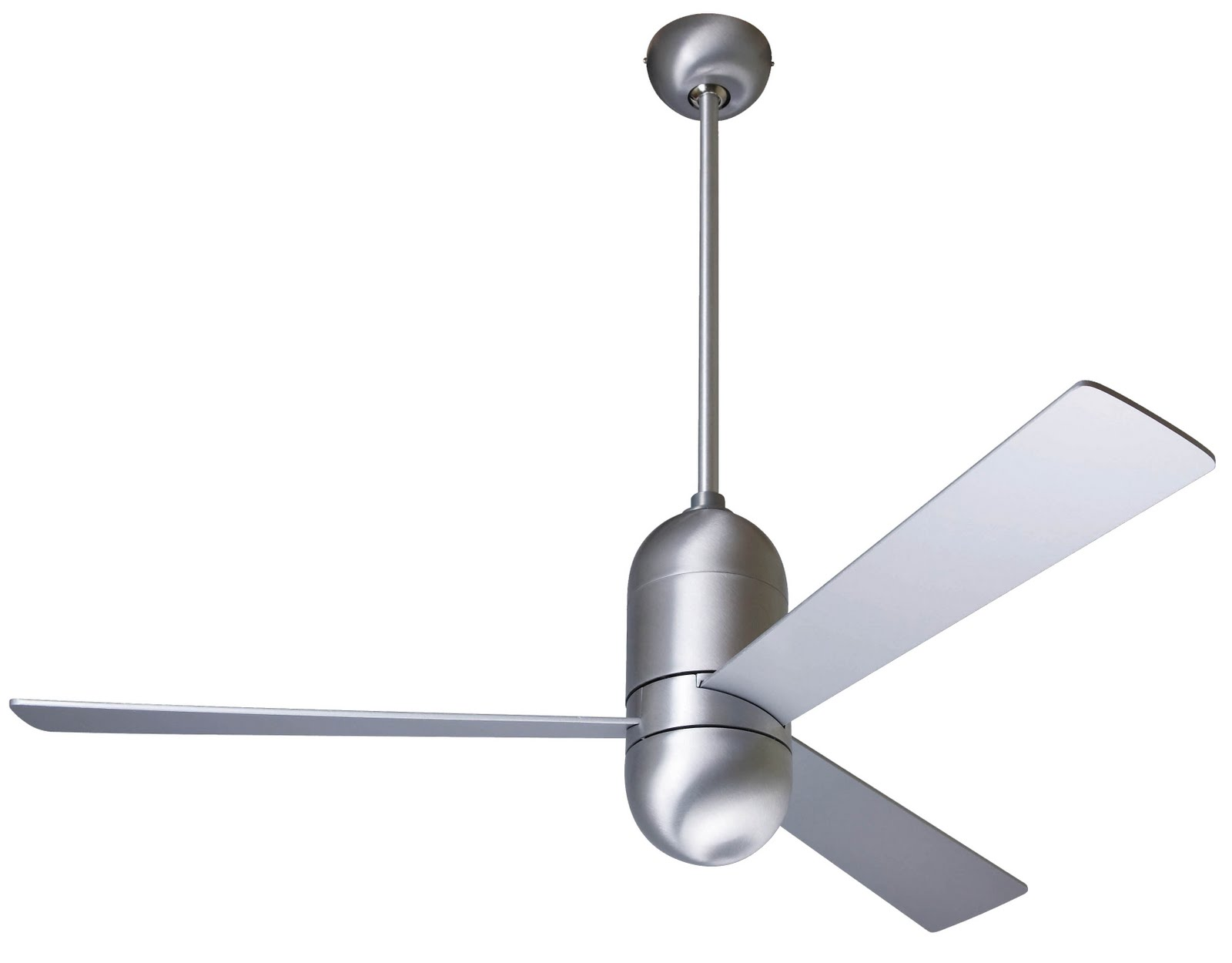Ceiling fans modern design by moderndesign modern ceiling fan cirrus by modern fan co aloadofball Images
