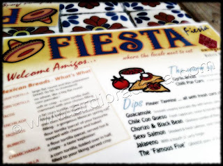 0+Fiesta+Menu Fiesta on Oxford