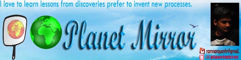 Planet's MIRROR