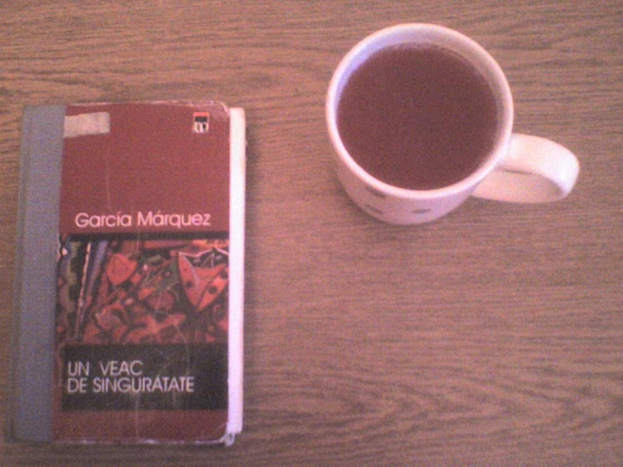 Un veac de singurătate de Gabriel Garcia Marquez