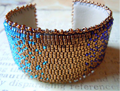 All Peyote Seed Bead Jewelry Tutorials The Beading Gems Journal
