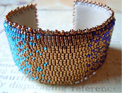 All Peyote Seed Bead Jewelry Tutorials The Beading Gems Journal